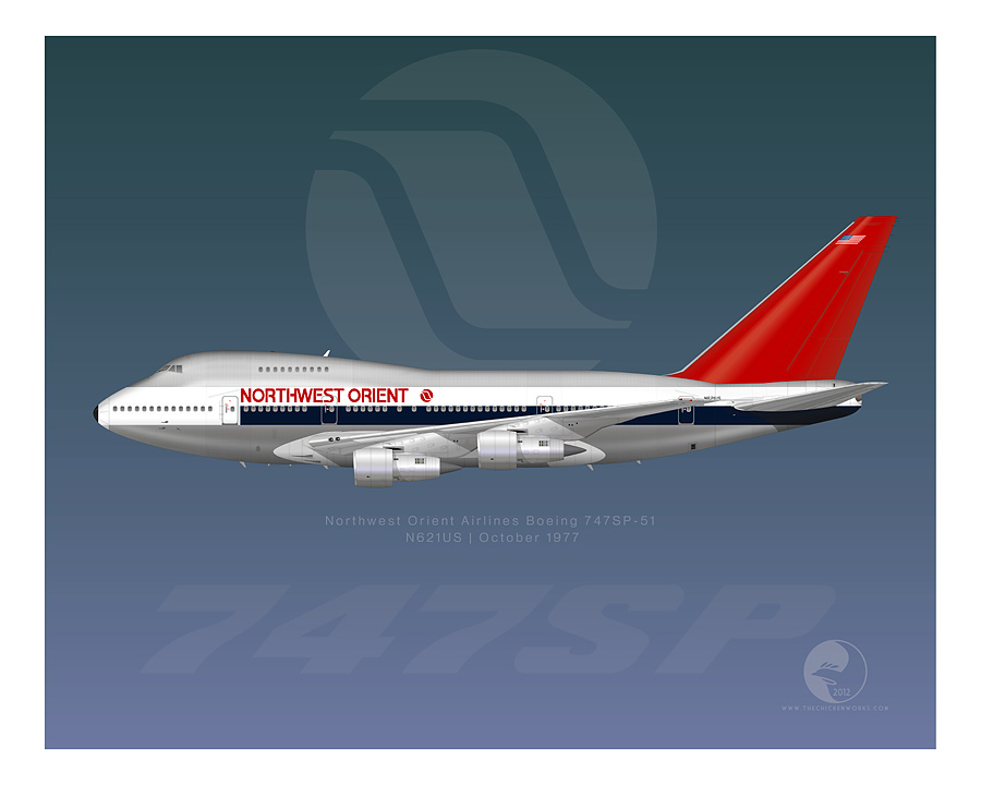Northwest Airlines Logo Northwest Orient Airlines