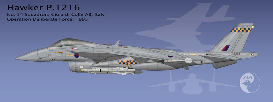 BAe P.112 and P.116