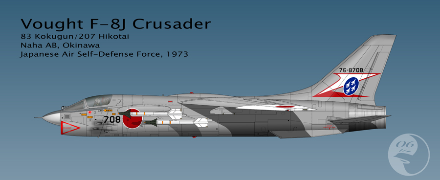 flights of fantasy what if the vought f 8 crusader had more export sales. Black Bedroom Furniture Sets. Home Design Ideas